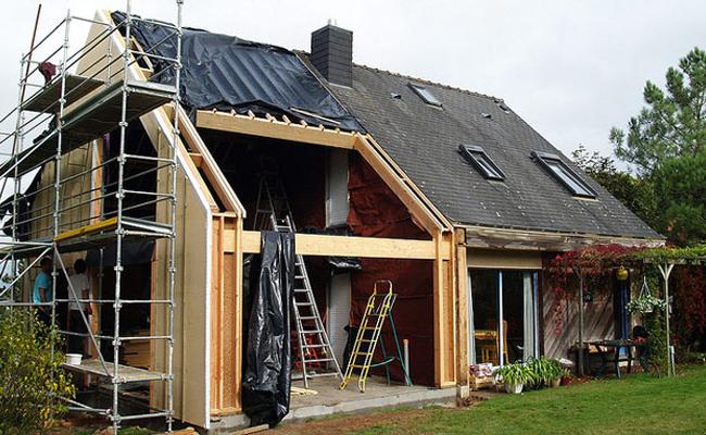 Réalisez enfin votre projet d'extension de maison