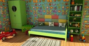 Conseils sur l'aménagement d'une chambre d'enfant