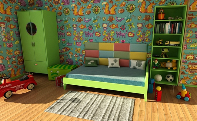 conseils sur l 39 am nagement d 39 une chambre d 39 enfant. Black Bedroom Furniture Sets. Home Design Ideas